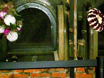oven with memorials