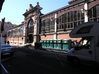 Beziers street