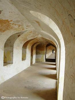 Bhool Bhulayah corridor