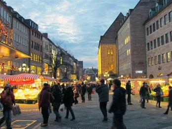 Slovenia Christmas market