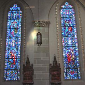 St. Florian church interior