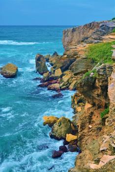 Rocky Kauai Coast