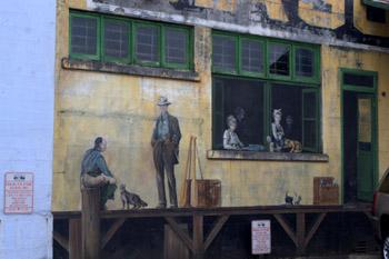Astoria mural
