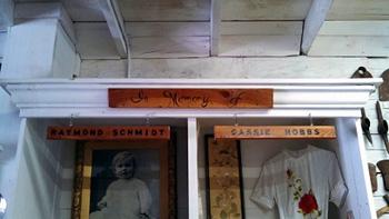 Schmidt & Hobbs Memorials