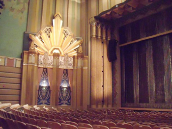 Art Deco Fox theater, Spokane
