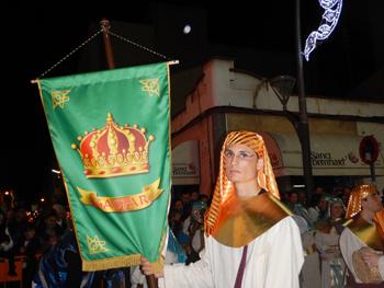 Epiphany parade