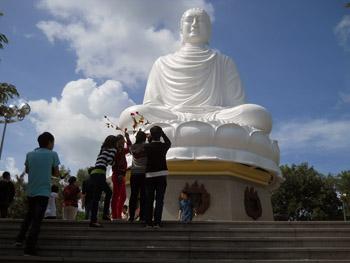 Buddha in Nha Trang