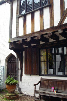 Greyfriar's house, Worcester