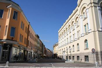 main street 'Gospodska'