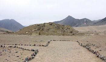 huanca pyramid