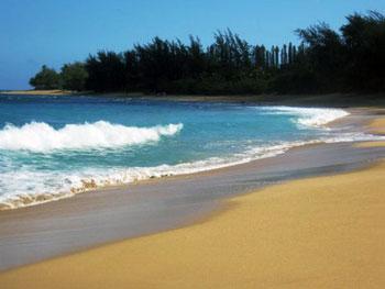 Kaua'i beach