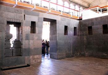 inside the Coricancha