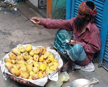 Chaka street vendor