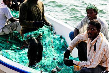 Doha pearl fishers