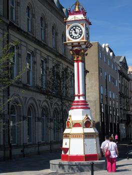 Victoria Jubilee clock