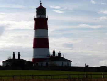East Anglia lighthouse