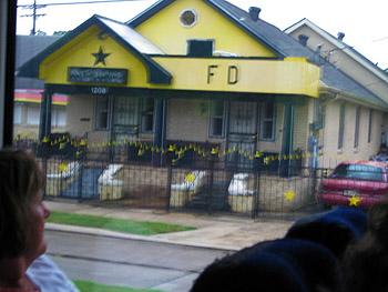 Fats Domino's house