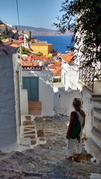 walking through Hydra