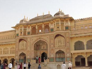 Amber Fort entrance