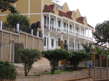 Albertine Graben Tourist Resort Hotel