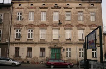 Kazimierz building