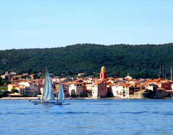 Elba harbor