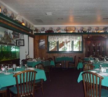 Mariner's Landing restaurant