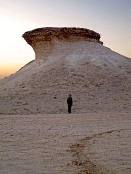 desert sand formation