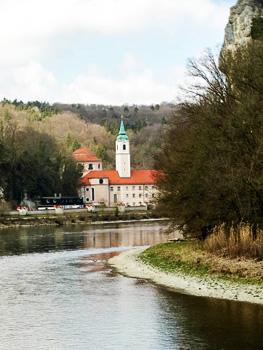 gorge on Danube