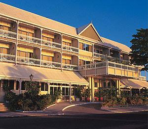 Aggie Grey's hotel
