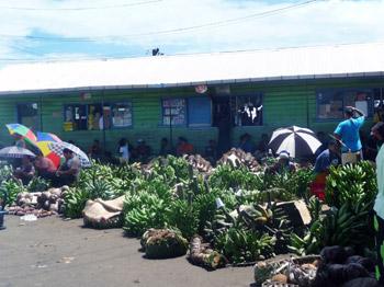 Apia market