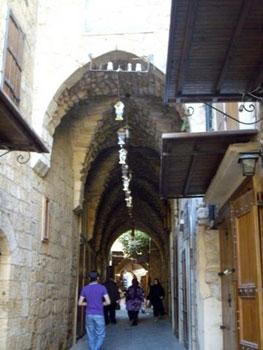 Sidon passageway