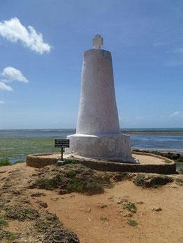Da Gama's padrão, Malindi, Kenya