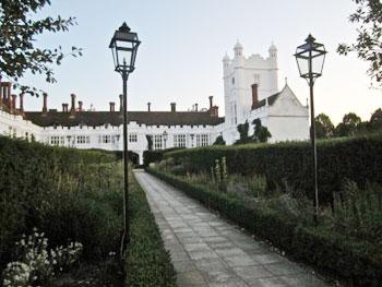 Danesfield House gardens