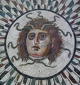 Medussa mosaic
