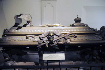Sarcophagus of Emperor Leopold I