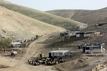 Bedouin settlement