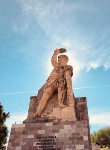 El Pipila monument