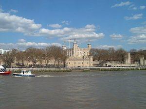 Thames River, London