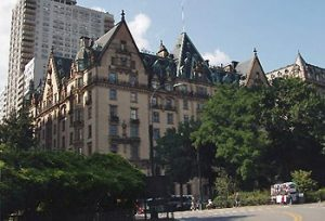 the Dakota Apartments, New York