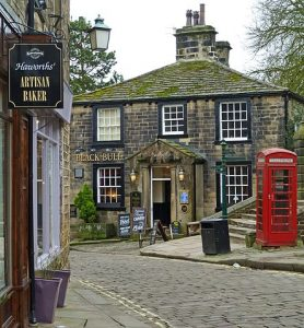 Black Bull Inn, Haworth