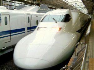 Tokyo bullet train