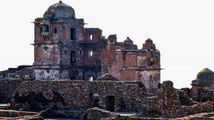 Rana Ratan palace Chittorgarh