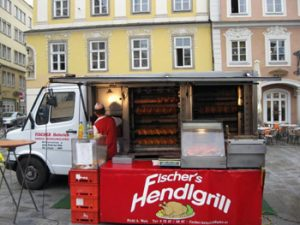 Austrian food truck