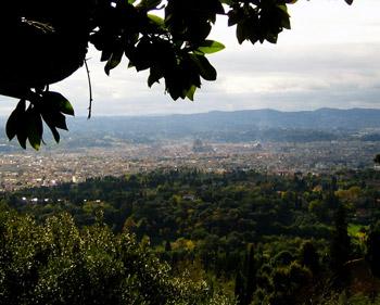 Tuscany scenery