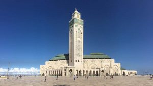 Mosque in Morocco