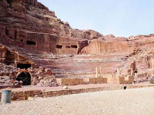 the Monastery, Petra Jordan