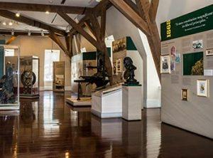 Cabildo museum interior