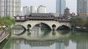 Dongmen bridge