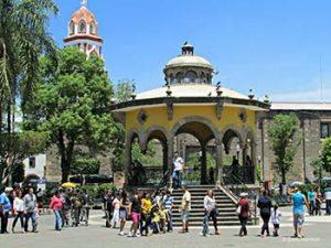 Tlaquepacque Jardin Hidalgo